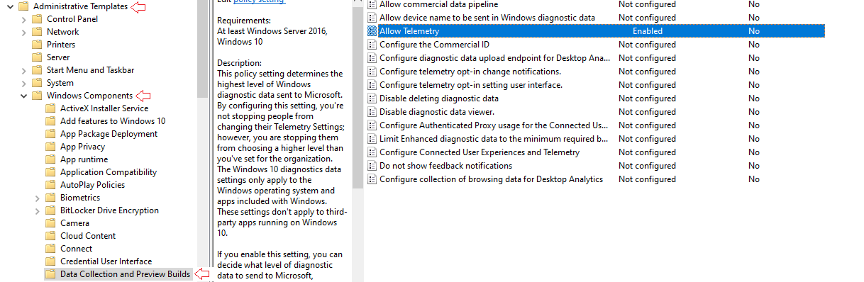 FIXED] Microsoft Compatibility Telemetry High Disk Usage