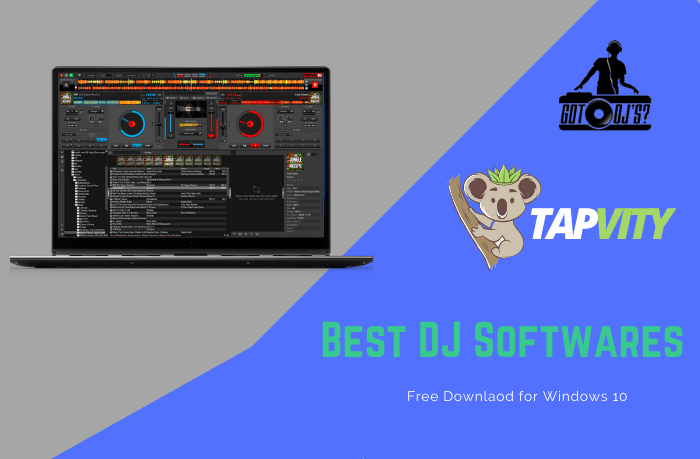 Best DJ Softwares Free Download