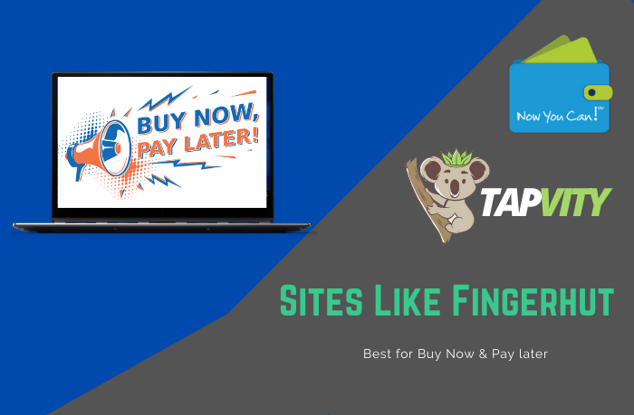 Sites Like Fingerhut - Buy Now Pay Later