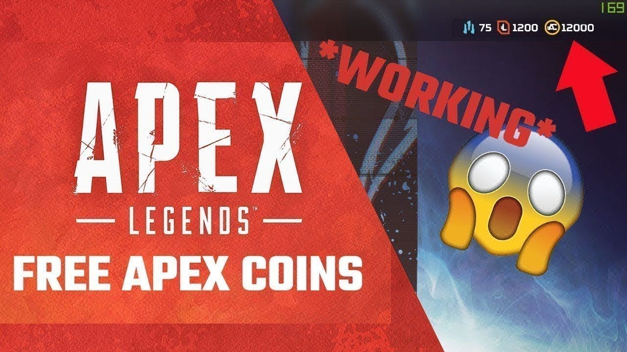 Free Apex Coins 5 Working Methods And Generator 2021