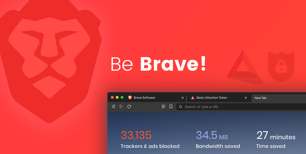 Brave browser security