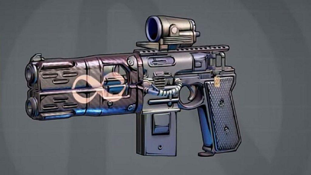 Damage Build Infinity Pistols