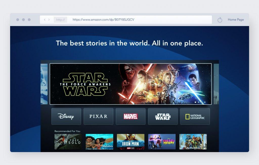 Disney Plus-Paid