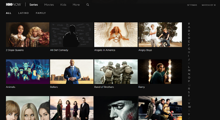 HBO Now- Paid