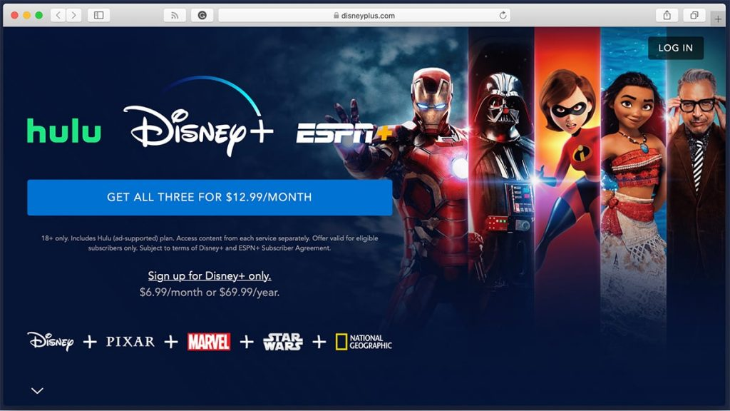 How to get Disney Plus on Samsung TV
