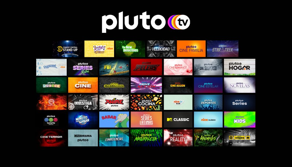 Pluto Tv-Free