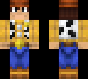Woody Minecraft Skins