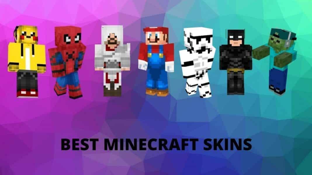 The best Minecraft Skin