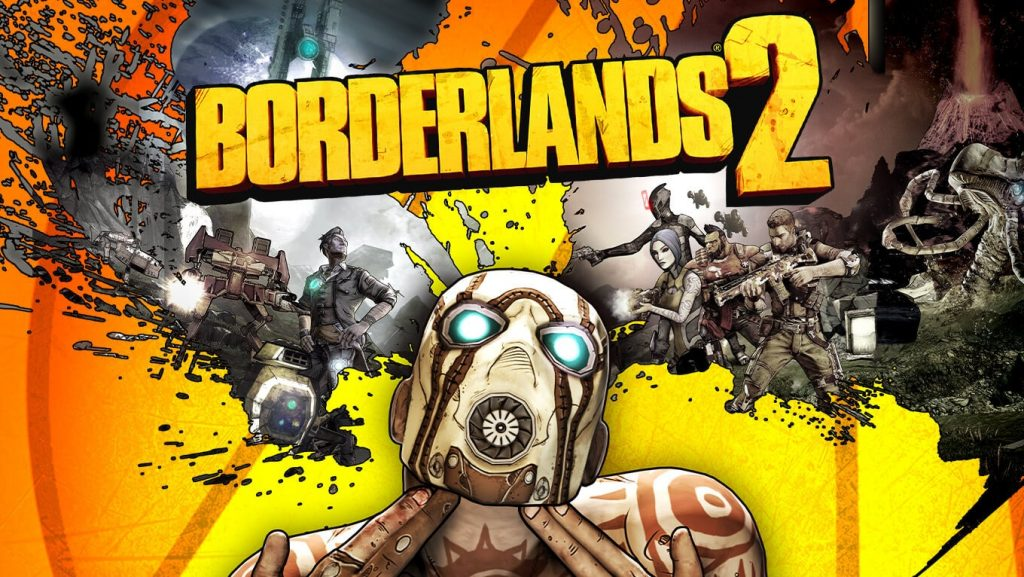 what is borderlands 2 games