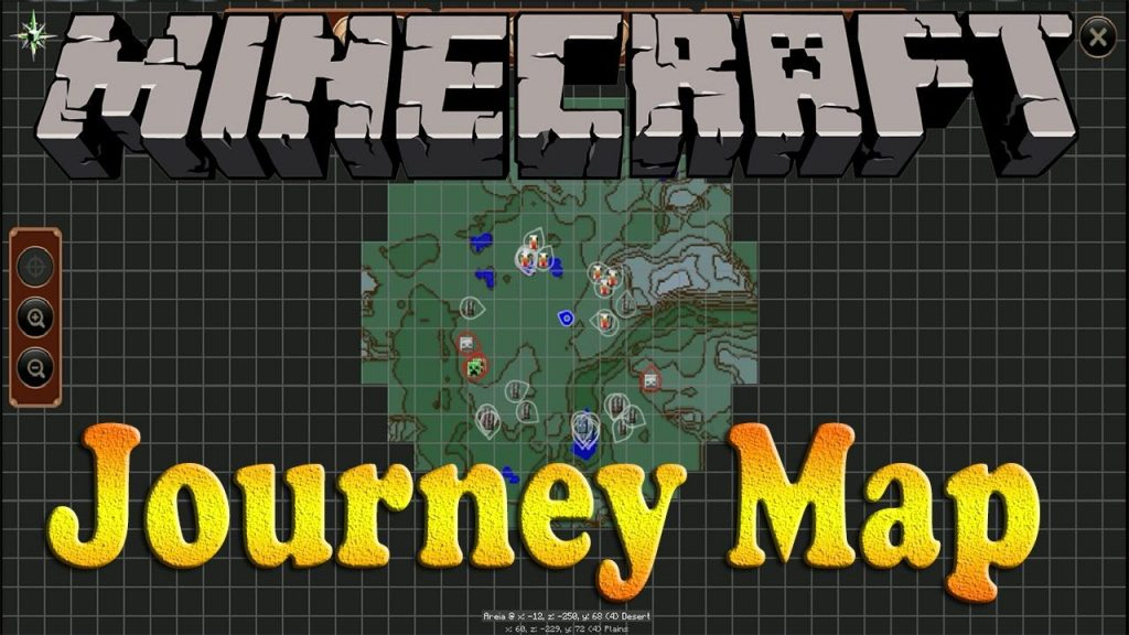 JourneyMap mods