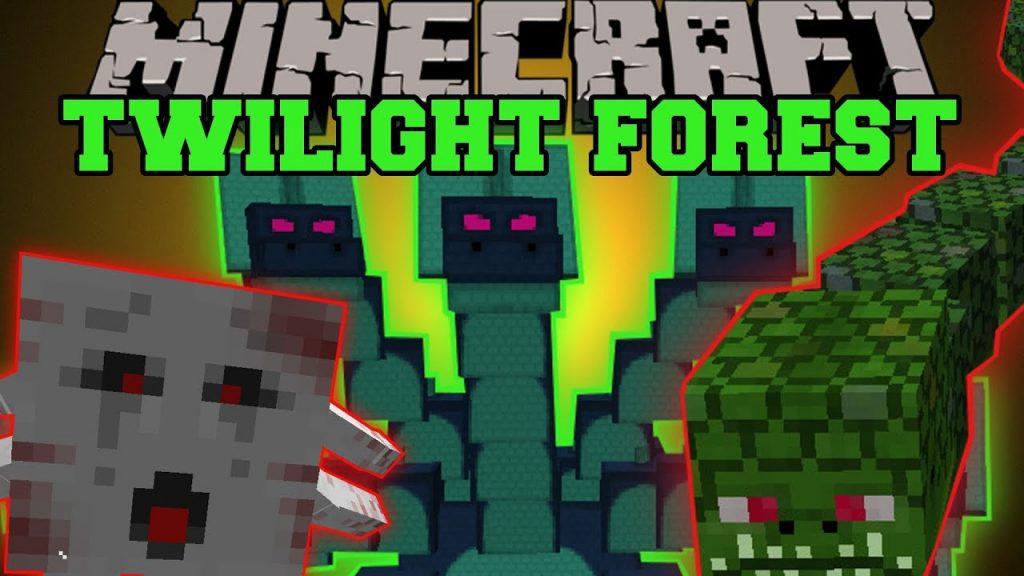 Twilight forest mod
