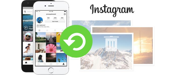 Recover deleted Instagram photos