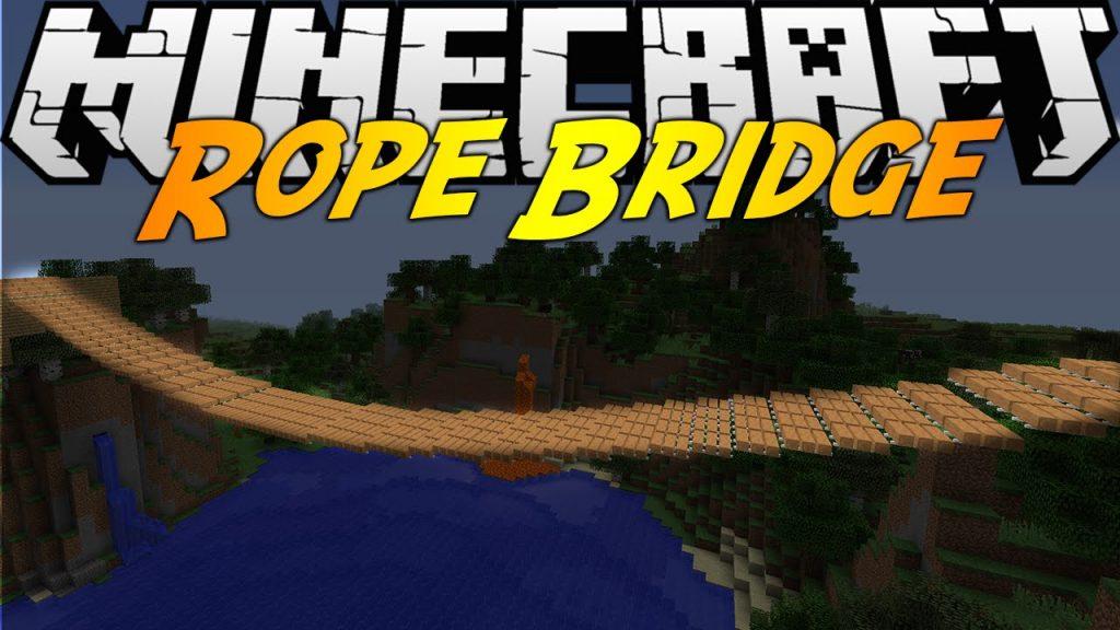 rope bridges