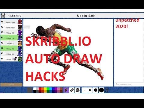 skribbl.io auto draw hacks