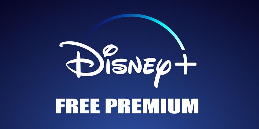 Disney Plus free premium